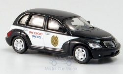 Modellauto - <strong>Chrysler</strong> PT Cruiser, School Resource Office Car, 2006<br /><br />Ricko, 1:87<br />Nr. 147057