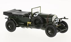 Modelcar - <strong>Bentley</strong> Sport 3 Litre super Sport, RHD, No.3, Bentley Motors Ltd., 24h Le Mans, D.Benjafield/S.Davis, 1927<br /><br />IXO, 1:43<br />No. 149040