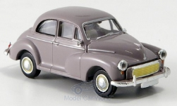 ModelCar - <strong>Morris</strong> Minor, grau<br /><br />Brekina, 1:87<br />No. 149246
