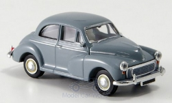 ModelCar - <strong>Morris</strong> Minor, grau<br /><br />Brekina, 1:87<br />No. 149249