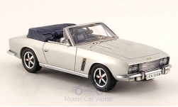 ModelCar - <strong>Jensen</strong> Interceptor SIII DHC, silber, RHD, 1975<br /><br />Neo, 1:43<br />No. 149362