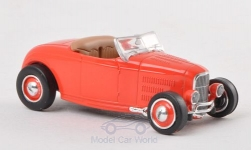 Modelcar - <strong>Ford</strong> Deuce, red<br /><br />Ricko, 1:87<br />No. 150586