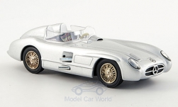 Modelcar - <strong>Mercedes</strong> 300 SLR Roadster (W196S), without showcase, 1955<br /><br />SpecialC.-16, 1:43<br />No. 152884