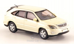 Modellauto - <strong>Lexus</strong> RX 350, metallic-weiss, 2008<br /><br />Ricko, 1:87<br />Nr. 153329