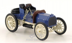 Modellauto - <strong>Mercedes</strong> Simplex 40 PS, blauw/grijs, zonder Vitrine, 1902<br /><br />SpecialC.-16, 1:43<br />Nr. 158570