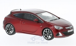 Modellauto - <strong>Opel</strong> Astra J OPC, metallic-rot, 2006<br /><br />I-iScale, 1:43<br />Nr. 160456