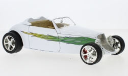 ModelCar - <strong>Ford</strong> Convertible, weiss/Dekor, ohne Vitrine, 1933<br /><br />Lucky Die Cast, 1:18<br />No. 163330