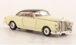 Modelcar - <strong>Mercedes</strong> 300 B Pininfarina, light beige/black<br /><br />Neo, 1:87<br />No. 164370