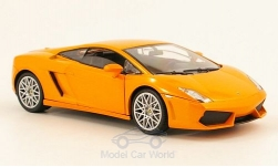 Modelcar - <strong>Lamborghini</strong> Gallardo LP560-4, orange<br /><br />Motormax, 1:24<br />No. 166591