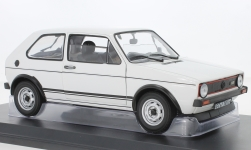 Modelcar - <strong>VW</strong> Golf I GTI, white, 1976<br /><br />Norev, 1:18<br />No. 169006