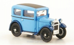 Modellauto - <strong>BMW</strong> Dixi, lichtblauw/donkerblauw, 1929<br /><br />Ricko, 1:87<br />Nr. 169164