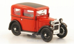 Modellauto - <strong>BMW</strong> Dixi, rood/zwart, 1929<br /><br />Ricko, 1:87<br />Nr. 169166