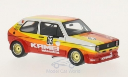 ModelCar - <strong>VW</strong> Golf I Gr.2, No.63, Kamei, DRM, 1000 Km Nürburgring, 1977<br /><br />Neo, 1:43<br />No. 169301