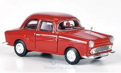 Modellauto - <strong>Glas</strong> Isar T700, purper, 1958<br /><br />Neo, 1:87<br />Nr. 169326