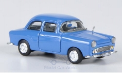 Modellauto - <strong>Glas</strong> Isar T700, blauw, Exclusief bij Model Auto Wereld, 1958<br /><br />Neo Limited, 1:87<br />Nr. 169452