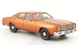 ModelCar - <strong>Dodge</strong> Monaco, kupfer, 1978<br /><br />Neo Limited 300, 1:43<br />No. 169463
