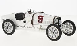 Modelcar - <strong>Bugatti</strong> T35 Grand Prix, Nation Colour Projekt, Germany, without showcase<br /><br />CMC, 1:18<br />No. 170250