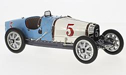 Modelcar - <strong>Bugatti</strong> T35 Grand Prix, No.5, Nation Colour Projekt, Argentina<br /><br />CMC, 1:18<br />No. 170258