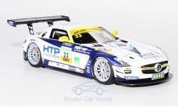 Modellauto - <strong>Mercedes</strong> SLS AMG GT3, No.33, Heico Motorsport, ADAC GT Masters, C.Frankenhout, 2011<br /><br />Schuco / Pro.R, 1:43<br />Nr. 172949