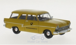 ModelCar - <strong>Ford</strong> Taunus P2 17m Turnier, Deutsche Bundespost, 1957<br /><br />Neo Limited 300, 1:43<br />No. 173075