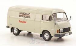 Modellauto - <strong>Hanomag-Henschel</strong> F25 Kasten, Hanomag Henschel Service<br /><br />Brekina Starmada, 1:87<br />Nr. 174335