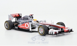 Modelcar - <strong>McLaren</strong> MP4-26, No.3, Vodafone, GP Germany, with Decals, L.Hamilton, 2011<br /><br />Spark, 1:43<br />No. 175320