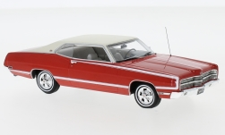 ModelCar - <strong>Ford</strong> XL Coupe, rot/hellbeige, 1969<br /><br />Neo, 1:43<br />No. 176716