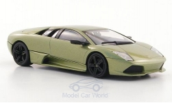 Modellauto - <strong>Lamborghini</strong> Murcielago LP 640, metallic-grün, Top Gear Collection mit Figur 2006<br /><br />Minichamps, 1:43<br />Nr. 178316