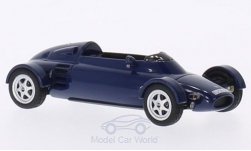 Modelcar - <strong>Gordon Murray Design</strong> Rocket, dark blue, 1993<br /><br />Spark, 1:43<br />No. 178876