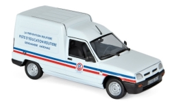 Modelcar - <strong>Renault</strong> Express, Gendamerie La Prevention Routiere, 1995<br /><br />Norev, 1:43<br />No. 179607