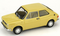 Modellino - <strong>Fiat</strong> 127 (serie 1), beige, a due porte, 1971<br /><br />Brumm, 1:43<br />n. 179962