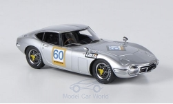 Modelcar - <strong>Toyota</strong> 2000GT, No.60,  500km Suzuka, 1967<br /><br />HPI MIrage, 1:43<br />No. 179993