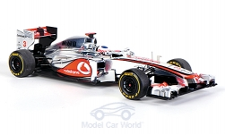 Modelcar - <strong>McLaren</strong> MP4-27, No.3, Vodafone, GP Australia, J.Button, 2012<br /><br />Spark, 1:43<br />No. 180367