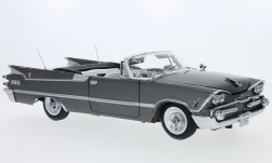 Modellauto - <strong>Dodge</strong> Custom Royal Lancer Convertible dunkelgrau, ohne Vitrine, 1959<br /><br />Sun Star, 1:18<br />Nr. 181296