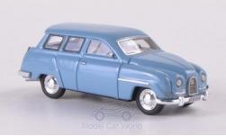 Modelcar - <strong>Saab</strong> 95, light blue<br /><br />Neo, 1:87<br />No. 181567
