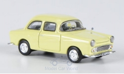 Modellauto - <strong>Glas</strong> Isar T700, lichtgeel, 1958<br /><br />Neo, 1:87<br />Nr. 181572