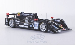 Modellauto - <strong>Oreca</strong> 03-Nissan, No.26, G-Drive By Signatech Nissan, 24h Le Mans, N.Panciatici/P.Ragues/R.Rusinov, 2012<br /><br />Spark, 1:43<br />Nr. 182891