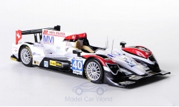 Modellauto - <strong>Oreca</strong> 03 Judd, No.40, Race Performance, 24h Le Mans M.Frey/J.Hirschi/R.Meichtry, ohne Vitrine, 2012<br /><br />Spark, 1:43<br />Nr. 182900