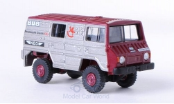 Modelcar - <strong>Pinzgauer</strong> 2a box-wagon, Toy Fair Express 2013<br /><br />Bub, 1:87<br />No. 184089