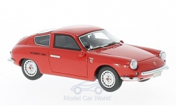 Modelcar - <strong>Fiat</strong> Abarth 1000 GT Monomille, red, 1963<br /><br />Neo, 1:43<br />No. 184419