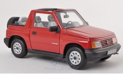 ModelCar - <strong>Suzuki</strong> Vitara 1.6 JLX Cabriolet, rot, 1995<br /><br />Neo Limited 300, 1:43<br />No. 184467