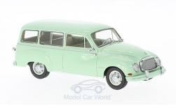 Modelcar - <strong>DKW</strong> 3=6 F94 Universal, light green, 1955<br /><br />Neo, 1:43<br />No. 184511