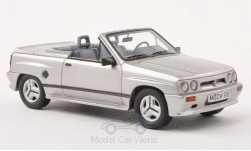 ModelCar - <strong>Opel</strong> Corsa Spider Irmscher i120, silber, 1985<br /><br />Neo Limited 300, 1:43<br />No. 184643