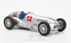Modellauto - <strong>Mercedes</strong> W125, No.012, Formel 1, zonder Vitrine, 1937<br /><br />SpecialC.-16, 1:43<br />Nr. 185009