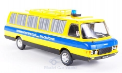 ModelCar - <strong>ZIL</strong> 118KL, Mobiles Kriminallabor, ohne Vitrine<br /><br />SpecialC.-58, 1:43<br />No. 185141