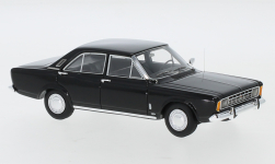 voiture miniature - <strong>Ford</strong> P7a 17m, noire, 1967<br /><br />Neo, 1:43<br />N° 185491