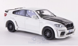 ModelCar - <strong>Hamann</strong> Tycoon Evo, weiss/metallic-dunkelanthrazit, 2011<br /><br />Neo Limited 300, 1:43<br />No. 185801