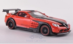 ModelCar - <strong>Hamann</strong> Volcano, rot/dunkelanthrazit, 2011<br /><br />Neo Limited 300, 1:43<br />No. 185803