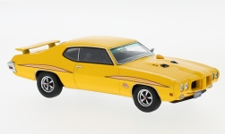 Modelcar - <strong>Pontiac</strong> GTO The Judge, dunkelgelb, 1970<br /><br />Neo, 1:43<br />No. 185895