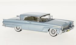 ModelCar - <strong>Lincoln</strong> Continental MKIII Hardtop Coupe, metallic-hellblau, 1958<br /><br />Neo, 1:43<br />No. 185909